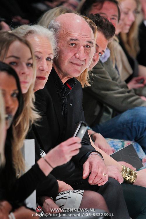 NLD/Amsterdam/20110127 - AIFW winter 2011, show Spijkers en Spijkers, Wubbo Ockels