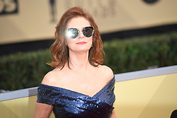 January 20, 2018 - Los Angeles, California, U.S. - SUSAN SARANDON  during red carpet arrivals for the 24th Annual Screen Actors Guild Awards, held at The Shrine Expo Hall. (Credit Image: © Kevin Sullivan via ZUMA Wire)
