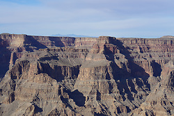 Grand Canyon West - View from Top of Canyon