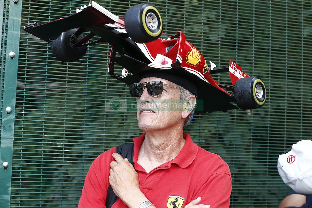 August 28, 2016 - Spa Francorchamps, Belgium - Motorsports: FIA Formula One World Championship 2016, Grand Prix of Belgium, .fan  (Credit Image: © Hoch Zwei via ZUMA Wire)