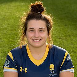 Zoe Bennion of Worcester Valkyries - Mandatory by-line: Robbie Stephenson/JMP - 14/09/2017 - RUGBY - Sixways Stadium - Worcester, England - Worcester Valkyries Headshots