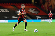 Jack Stacey (17) of AFC Bournemouth on the attack during the EFL Cup match between Bournemouth and Crystal Palace at the Vitality Stadium, Bournemouth, England on 15 September 2020.