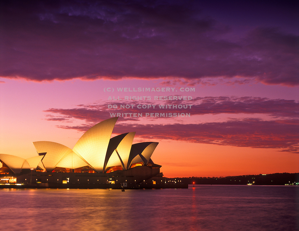 Image of the Sydney Opera House in Sydney, Australia