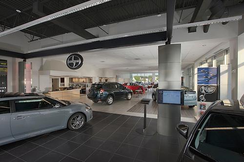 Good Architectural Interior Image Of Maryland Toyota Dealership R U0026 H In Owings  Mills.
