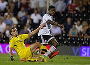 Fulham v Burton Albion 14/09/2016