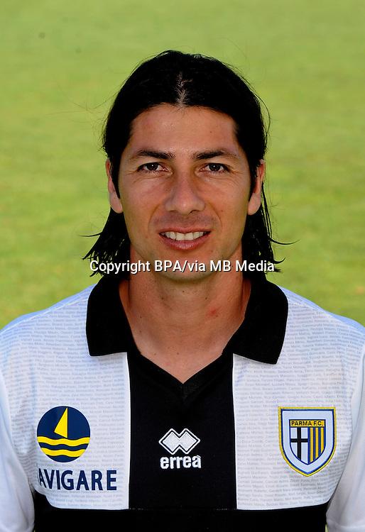 Jaime Valdés  ; ( Parma Fc )