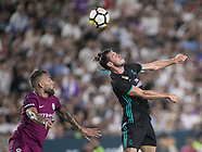 Manchester City v Real Madrid - 26 July 2017