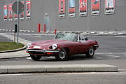 Jaguar E Type sports