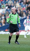 Photo: Mark Stephenson.<br />West Bromwich Albion v Sunderland. Coca Cola Championship. 03/03/2007. Referee Mr D Gallager