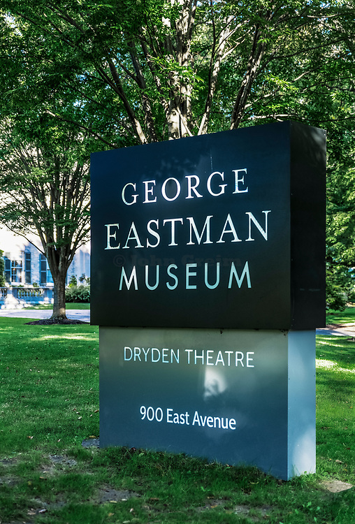 George Eastman Museum, Rochester, New York, USA.