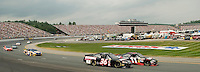 Lenox 301 race at New Hampshire Motor Speedway June 27, 2010.  (Karen Bobotas/for the Laconia Daily Sun).