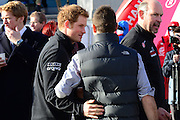 14.NOVEMBER.2013. LONDON<br /> <br /> CODE - HM<br /> PRINCE HARRY DEPARTS LONDON TO TAKE PART IN THE WALKING WITH THE WOUNDED SOUTH POLE ALLIED CHALLENGE <br /> <br /> BYLINE: EDBIMAGEARCHIVE.CO.UK<br /> <br /> *THIS IMAGE IS STRICTLY FOR UK NEWSPAPERS AND MAGAZINES ONLY*<br /> *FOR WORLD WIDE SALES AND WEB USE PLEASE CONTACT EDBIMAGEARCHIVE - 0208 954 5968*