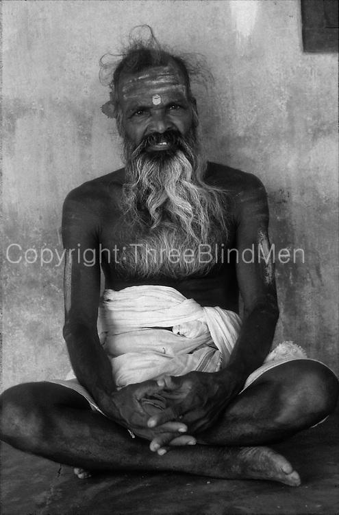 Swami - post probably at Kataragama.