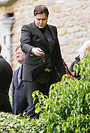 "RJ, ROBIN'S SON THROWS EARTH ON HIS GRAVE.ROBIN GIBB FUNERAL.Robin who died after a lon-running battle with cancer aged 62, was buried at St. mary's Church , Thame, Oxfordshire..Brother Barry Gibb,65, the last surviving member of the Bee Gees was joined by family members for the funeral service..Celebrity guests who attended the funeral included Peter Andre, Tim Rice, Susan George and Leslie Phillips_08/06/2012.Mandatory Credit Photo: ©NEWSPIX INTERNATIONAL..**ALL FEES PAYABLE TO: ""NEWSPIX INTERNATIONAL""**..IMMEDIATE CONFIRMATION OF USAGE REQUIRED:.Newspix International, 31 Chinnery Hill, Bishop's Stortford, ENGLAND CM23 3PS.Tel:+441279 324672  ; Fax: +441279656877.Mobile:  07775681153.e-mail: info@newspixinternational.co.uk"