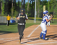 Oxford High vs. New Hope in MHSAA Class 5A playoff action in Oxford, Miss. on Thursday, April 25, 2013.