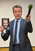 "Bryan Cranston attends a signing and discussion event for his book ""A Life In Parts"""