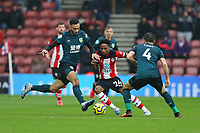 Football - 2019 / 2020 Premier League - Southampton vs. Burnley<br /> <br /> Southampton's Kyle Walker-Peters in action during his debut for Southampton at St Mary's Stadium Southampton  <br /> <br /> COLORSPORT/SHAUN BOGGUST