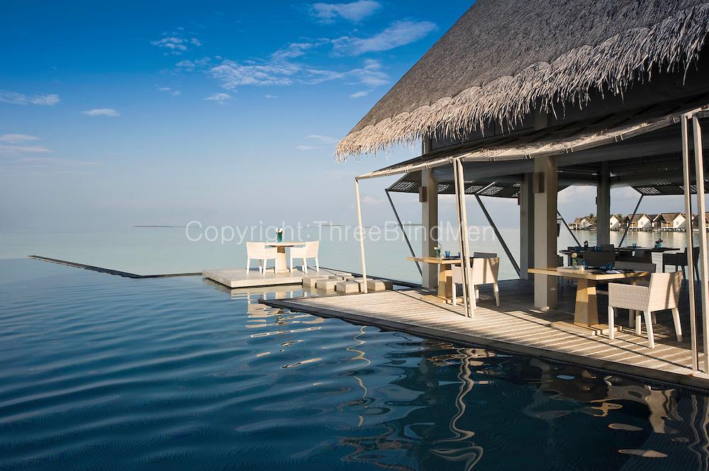 Four Seasons Resort Maldives at Landaa Giraavaru.<br /> Baa Atoll, Republic of Maldives  Tel. (960) 66 00 888  Fax. (960) 66 00 800