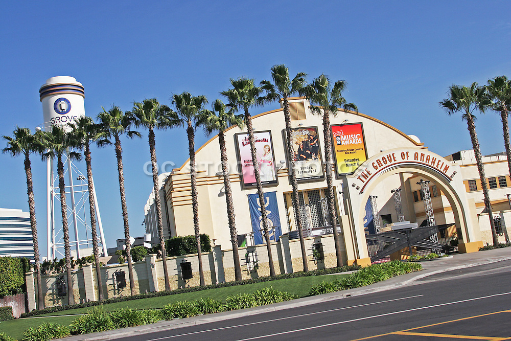The City National Grove of Anaheim