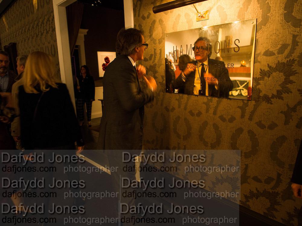TIM JEFFERIES, The opening of Pad. Berkeley Sq. London. 14 October 2013