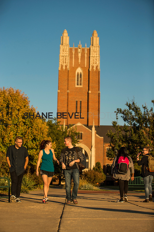 10/27/15 5:55:02 PM -- Photos on and around the campus of Oklahoma City University in Oklahoma City, Okla. <br /> <br /> Photo by Shane Bevel