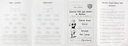 Munster Championship Programme .28.06.1964 Thurles.Football: Tipperary v Kerry.Hurling: Cork v Waterford