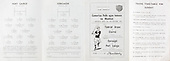 28.06.1964 Munster Championship Programme