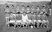 Senior Football Final, Kerry v Meath. Kerry Team..27.09.1970