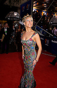 Zoe Lucker, 50th Annual Bafta television awards, Grosvenor House. London. 18 April 2004. ONE TIME USE ONLY - DO NOT ARCHIVE  © Copyright Photograph by Dafydd Jones 66 Stockwell Park Rd. London SW9 0DA Tel 020 7733 0108 www.dafjones.com