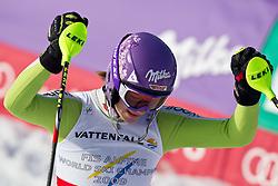 19.02.2011, Gudiberg, Garmisch Partenkirchen, GER, FIS Alpin Ski WM 2011, GAP, Damen, Slalom, im Bild Maria Riesch (GER) // Maria Riesch (GER) during Ladie's Slalom Fis Alpine Ski World Championships in Garmisch Partenkirchen, Germany on 19/2/2011. EXPA Pictures © 2011, PhotoCredit: EXPA/ J. Groder
