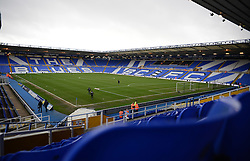 View inside the St Andrew's Stadium  - Mandatory byline: Alex James/JMP - 09/01/2016 - FOOTBALL - ST Andrew's Stadium - Birmingham, England - Birmingham City v AFC Bournemouth - FA Cup Third Round