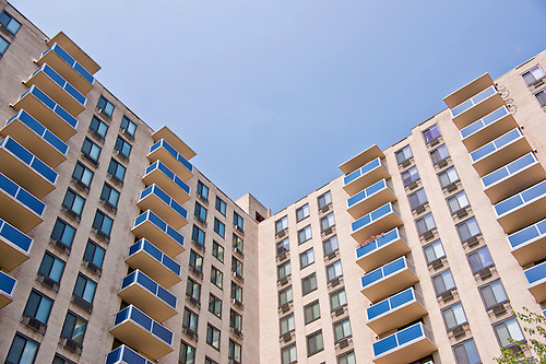 Architectural Photography Of Riverside Apartments In Alexandria VA By  Jeffrey Sauers Of Commercial Photographics.