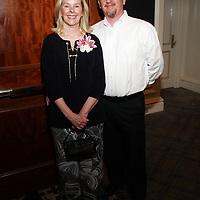 Kim and Brian Hutton