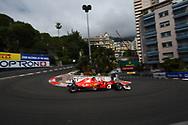 Kimi Raikkonen of Scuderia Ferrari during the practice session for the 2017 Monaco Formula One Grand Prix at the Circuit de Monaco, Monte Carlo<br /> Picture by EXPA Pictures/Focus Images Ltd 07814482222<br /> 25/05/2017<br /> *** UK &amp; IRELAND ONLY ***<br /> <br /> MON, FIA, Formel 1, Grand Prix von Monaco 35.jpg