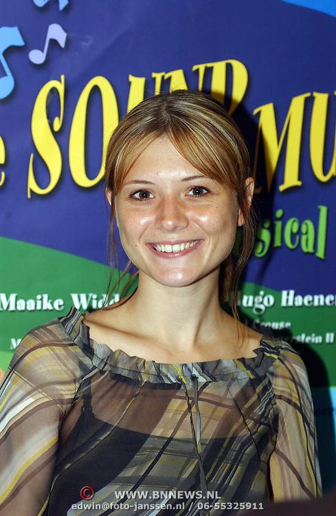 Perspresentatie musical Sound of Music, cast, Celine Purcell