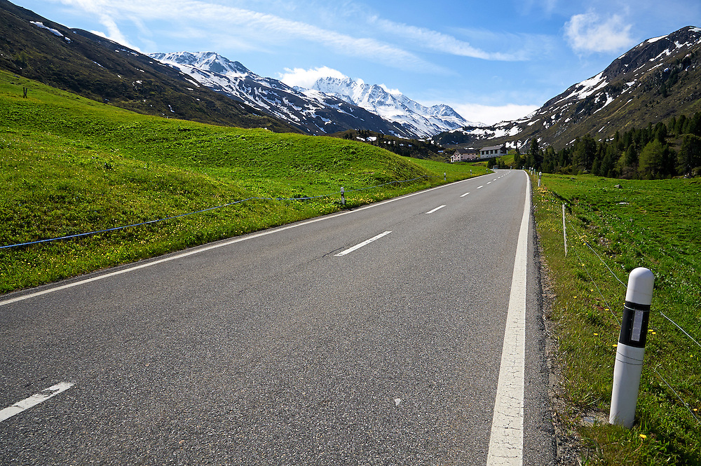 Switzerland - Wolfgang Pass