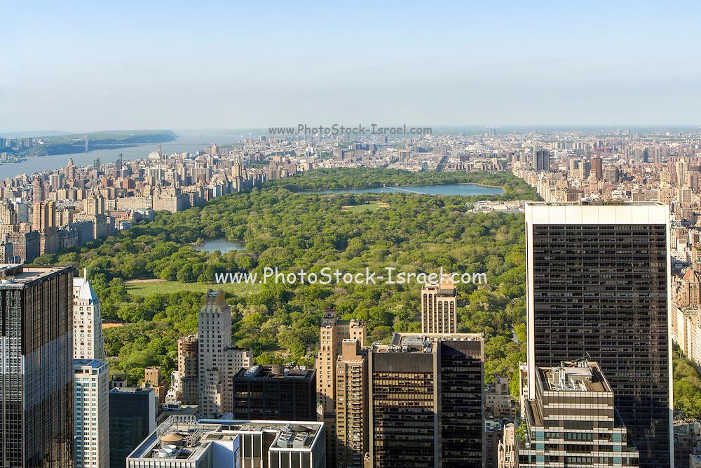 Central Park New York City, NY, USA