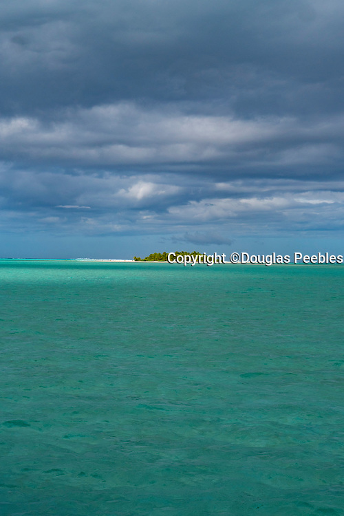 Honeymoon Island, Aitutaki, Cook Islands, South Pacific