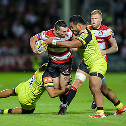 Gloucester Rugby v Leicester Tigers