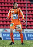 23.04.2010, Ratina, Tampere..Veikkausliiga 2010, Tampere United - JJK Jyv?skyl?..Matti L?hitie - JJK.©Juha Tamminen.