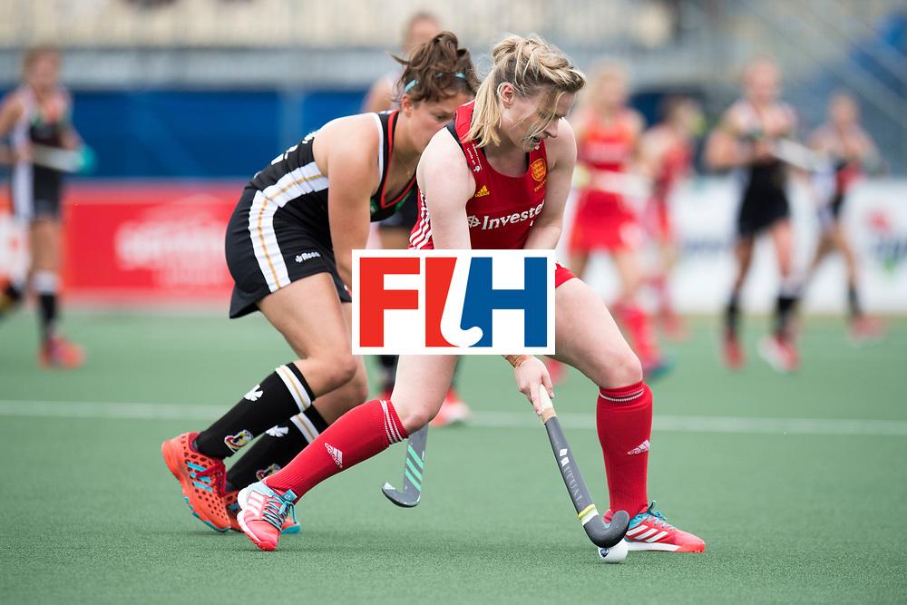 AUCKLAND - Sentinel Hockey World League final women<br /> Match id 10293<br /> 03 England v Germany <br /> Foto:  Hollie Pearne-Webb <br /> WORLDSPORTPICS COPYRIGHT FRANK UIJLENBROEK