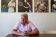 Miroslav Černošek, sportovní manažer. TK Sparta Praha v Troji, 25.08.2016, Foto: Björn Steinz