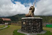 Bocas del Toro (Panamá)<br /> Represa Fortuna©Daniel Ho/istmophoto.com