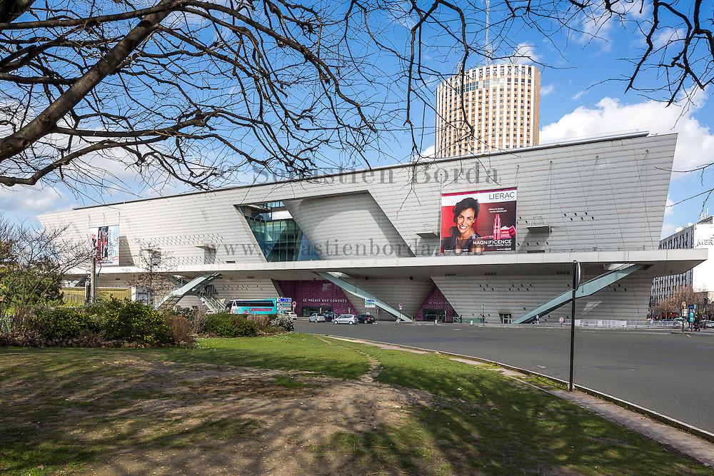 Palais des Congrès de la porte Maillot