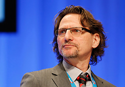 30.04.2016, Messe, Stuttgart, GER, 5. Bundesparteitag der AfD, im Bild Dirk Driesang // during the 5th party convention of the Alternative for Germany (AfD) at the Messe in Stuttgart, Germany on 2016/04/30. EXPA Pictures © 2016, PhotoCredit: EXPA/ Sammy Minkoff<br /> <br /> *****ATTENTION - OUT of GER*****