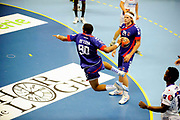 DESCRIZIONE : Handball Tournoi de Cesson Homme<br /> GIOCATORE : M TIMA  jeffrey<br /> SQUADRA : Paris Handball<br /> EVENTO : Tournoi de cesson<br /> GARA : Paris Handball Selestat<br /> DATA : 06 09 2012<br /> CATEGORIA : Handball Homme<br /> SPORT : Handball<br /> AUTORE : JF Molliere <br /> Galleria : France Hand 2012-2013 Action<br /> Fotonotizia : Tournoi de Cesson Homme<br /> Predefinita :