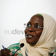 20160616 - Brussels , Belgium - 2016 June 16th - European Development Days - Gender and agricultural entrepreneurship - Halimatou Moussa Idi , Joint Programme Coordinator , Rural Womens Economic Empowerment © European Union