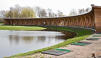 VLAARDINGEN - FREE GOLF Golf Club. 27 holes met kunstgras greens. Drivin' Range. FOTO KOEN SUYK