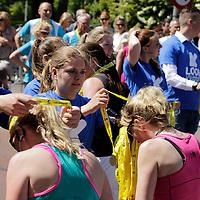 2015-06-07 Vrijwilligers Loop Leeuwarden