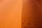 Ripples on a sand dune  in the Sahara Desert, Morocco RESERVED USE - NOT FOR DOWNLOAD -  FOR USE CONTACT TIM GRAHAM
